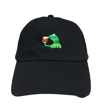 NONE OF MY BUSINESS DAD CAP