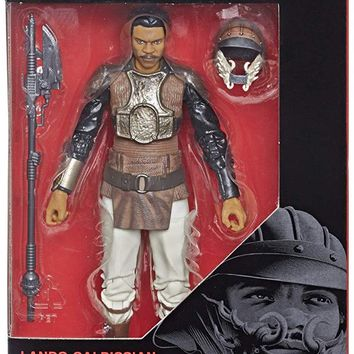 Lando Calrissian Skiff Guard Star Wars The Black Series 6 Inch Action Figure