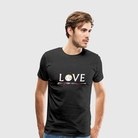 LOVE BASEBALL URBAN by IM DESIGN CREATIVE | Spreadshirt