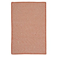 Colonial Mills Outdoor Houndstooth Tweed Area Rug
