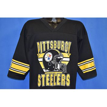 80s Pittsburgh Steelers Jersey t-shirt Extra Large