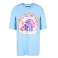 Moschino Women Short Sleeve t Shirts | Moschino.com