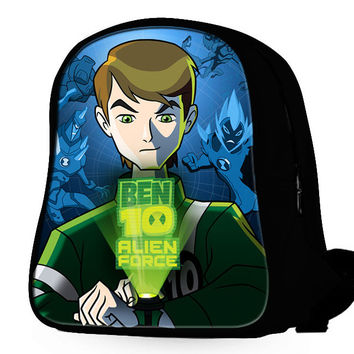 Amazing Ben 10 Alien Force Backpack