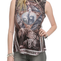 The Dark Crystal Sublimation Muscle Girls Top