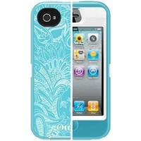 Amazon.com: OtterBox Defender Series f/iPhone 4/4S - Celestial: Sports & Outdoors