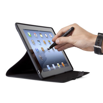 MagFolio Stylus for iPad 4 and 3 Case