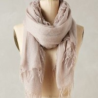 Chan Luu Shimmered Lilles Scarf