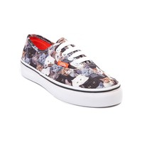 Youth Vans x ASPCA Authentic Cat Skate Shoe