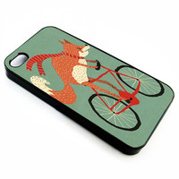 Mr Fox | iPhone 4/4s 5 5s 5c 6 6+ Case | Samsung Galaxy s3 s4 s5 s6 Case |