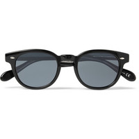 Oliver Peoples - Sheldrake Square-Frame Acetate Sunglasses | MR PORTER