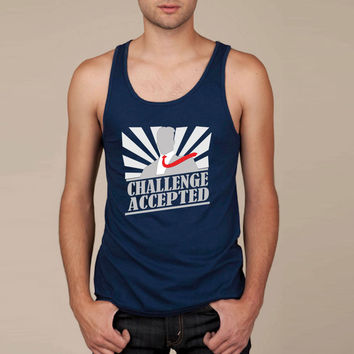 challenge accepted Tank Top
