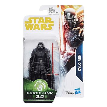 Kylo Ren Force Link 2.0 Star Wars 3.75 Inch Figure