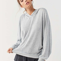 Project Social T X Out From Under Julia Dolman Hoodie Sweatshirt | Urban Outfitters