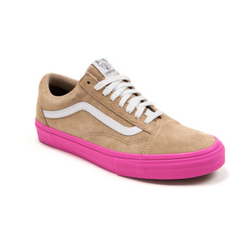 GOLF WANG X VANS SYNDICATE OLD SKOOL PRO WHEAT (LIMIT 1 PAIR PER PERSO – golfwang