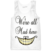 Mad hatter tank