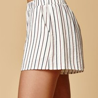 Honey Punch Stripe Soft Shorts at PacSun.com