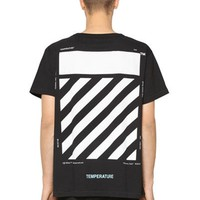 2018 OFF WHITETROND LIFE OFF WHITE 18SS Tshirt S-XL