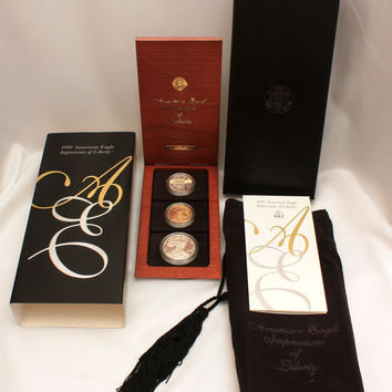 Impressions of Liberty Limited Edition Coin Set