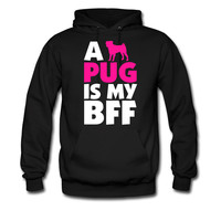 A-PUG-IS-MY-BFF T SHIRT DESIGN_1_hoodie sweatshirt tshirt