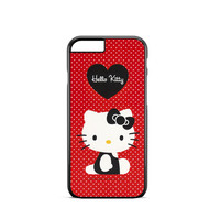 Red hello kitty iPhone 6 Case