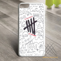 5 seconds of summer fanart Custom case for iPhone, iPod and iPad