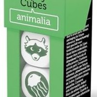 Rory Story Cubes Animalia Dice Mix. Delivery is Free
