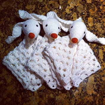 Crochet Zero Ghost Dog The Nightmare Before Christmas