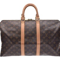 Authentic Louis Vuitton M41418 Keepall 45 Women,Men Boston Bag 800000067892000