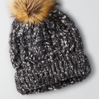AEO Women's Cable Knit Beanie