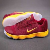 NIKE HYPERDUNK LOW Trending Man Personality Sport Basketball Shoes Sneaker Red I-A-YYMY-XY