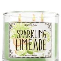 3-Wick Candle Sparkling Limeade