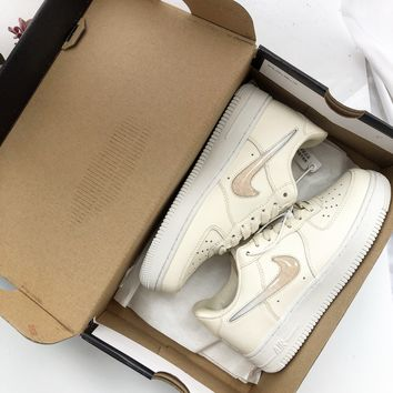 Nike Air Force1 07'V8 Jelly Pudding Sneakers