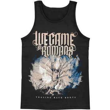 We Came As Romans Men's  Tracing Back Roots Mens Tank Black Rockabilia