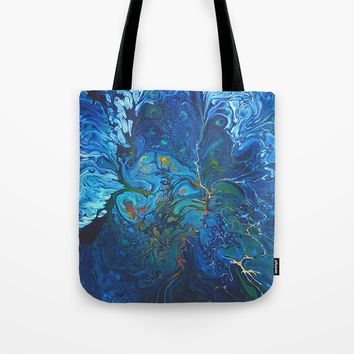 Organic.3 Tote Bag by DuckyB