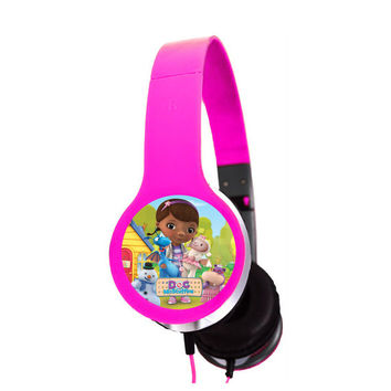 Doc Mcstuffins Headphones SP