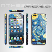 Apple iPhone Decal iPhone 4s Sticker Avery iPhone 5 Back cover decal sticker Skin