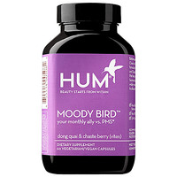 Hum Nutrition Moody Bird™ Supplements (60 Capsules)