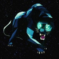 Black Space Panther by Kilian Eng