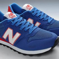 New Balance Blue White Red GW500MCR Women Shoes - $129.00 : Professional new balance shoes stores, iamwithoutshoes.com