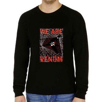 We Are Venom - Sweater for Man and Woman, S / M / L / XL / 2XL **