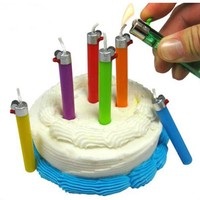 Flikz - Lighter Birthday Candles