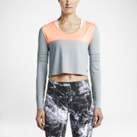 Nike Dri-FIT Knit Epic Crew Women's Training Top