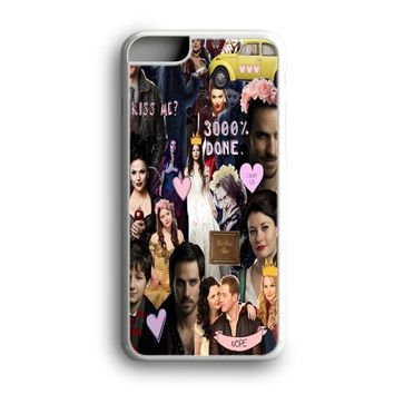 Black Friday Offer Once Upon Time Collage Red Apple Tv Series iPhone Case & Samsung Case