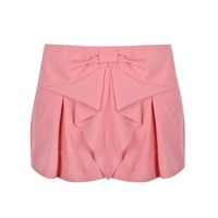 BOW FRONT SHORT