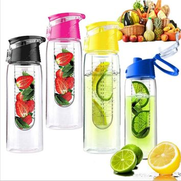 Fruit Infusing Infuser Eco-Friendly Water Bottle