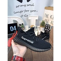 Supreme X Yeezy Boost 350 V2 Black Shoes 36 45 | Best Deal Online