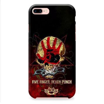 Death Punch Skull iPhone 8 | iPhone 8 Plus Case