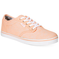Vans Women's Atwood Low Lace-Up Sneakers