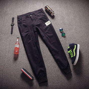 Casual Men's Fashion Pants [6541227011]