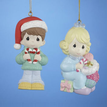 12 Christmas Ornaments - Precious Moments